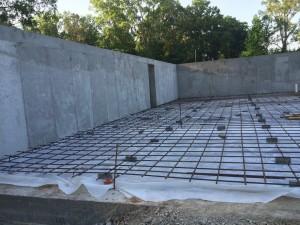 Concrete Ground Slabs Rebar