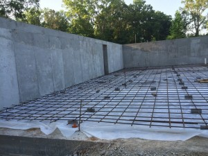 Concrete Ground Slabs Rebar