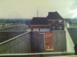 Poured Concrete Basement Walls