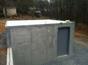 Storm Shelter, Alabama